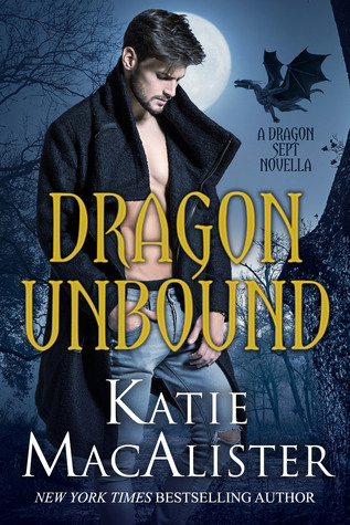 Dragon Unbound Book Cover