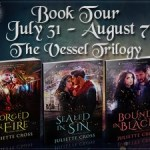 The Vessel Trilogy by Juliette Cross (Tour) ~ Excerpt(s)