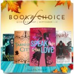 September Book of Choice Giveaway Hop ~ 1st – 15th