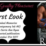 First Look: Inked Memories (Montgomery Ink #8) by Carrie Ann Ryan