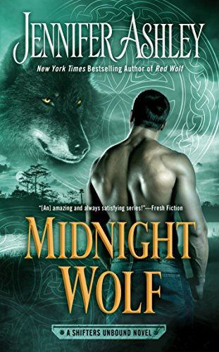 Midnight Wolf Book Cover