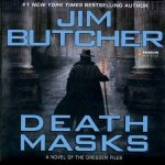 Audiobook Review: Death Masks (The Dresden Files #5) by Jim Butcher  (Narrator: James Marsters)
