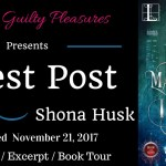 Guest Post: Shona Husk (Maid of Ice) ~ Giveaway/Excerpt