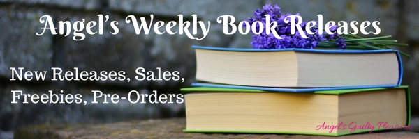 Angel's Weekly Book Releases:  5/27 - 6/1