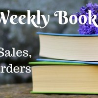 Angel's Weekly Book Releases: 7/13 - 7/17