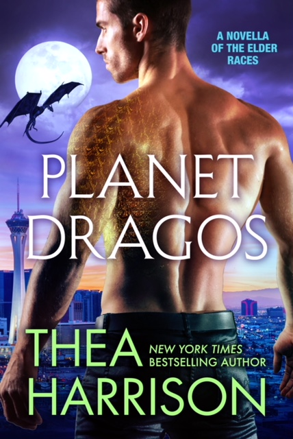 Planet Dragos Book Cover