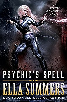 Psychic's Spell Book Cover