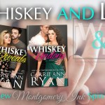 It's Release Day! Whiskey Secrets by Carrie Ann Ryan ~ Excerpt
