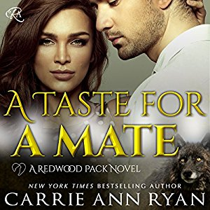 A Taste for a Mate Book Cover