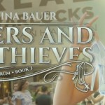 Cover Reveal: Slippers And Thieves by Christina Bauer ~ Giveaway