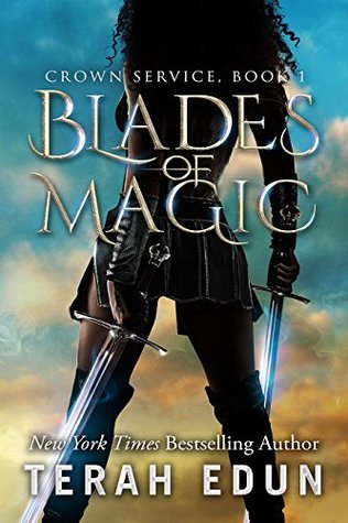 Blades of Magic Book Cover