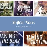 Shifter Wars Series by Kerry Adrienne (Tour)
