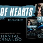 It's Release Day! Ace of Hearts (The Cursed Ravens MC) by Chantal Fernando