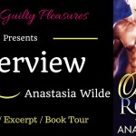 Interview: Anastasia Wild (Dragon's Rogue) ~ Excerpt