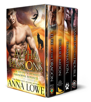 Alpha Passions Book Cover