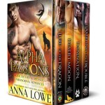 Review: Alpha Passions by Anna Lowe