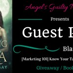Guest Post: Blaise Ramsay (Blessing of Luna) ~ Excerpt/Giveaway