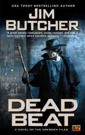Dead Beat Book Cover