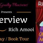 Interview: Rich Amooi (Madam Love, Actually) ~ #BookTour