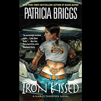 Iron Kissed Book Cover