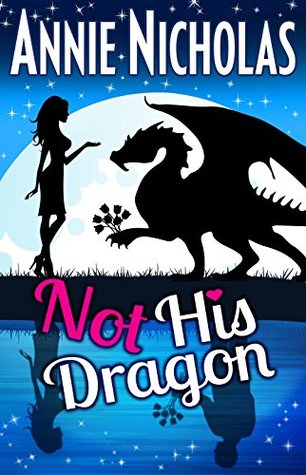 Not His Dragon Book Cover