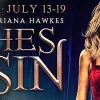 Of Ashes & Sin (Fire Trails, #1) by Ariana Hawkes & K. N. Knight (Blitz) ~ Excerpt