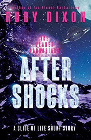 Aftershocks Book Cover