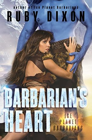 Barbarian's Heart Book Cover