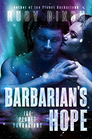 Barbarian's Hope Book Cover