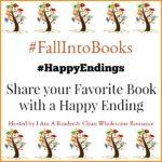 #FallIntoBooks #HappyEndings