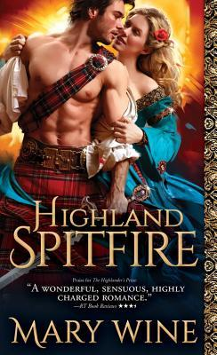 Highland Spitfire Book Cover