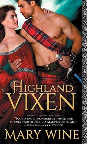 Highland Vixen Book Cover
