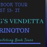 Viking King's Vendetta (Viking Ancestors: Rise of the Dragon) by Sky Purington ~ #Excerpt #BookTour