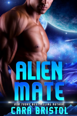 Alien Mate Book Cover