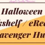 #FraterfestRAT – Halloween Bookshelf / eReader Scavenger Hunt