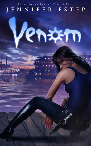 Venom Book Cover
