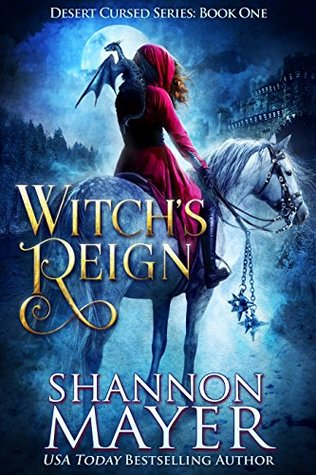 Witch's Reign Book Cover