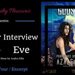 Character Interview: Gods of Blood and Bone by Azalea Ellis ~ #Excerpt