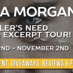 Healer's Need (Ancient Ink) by Rhenna Morgan ~ #Giveaway #Except #BookTour