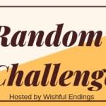 The Random Page Challenge for the #FraterfestRAT #Readathon #BookChallenge