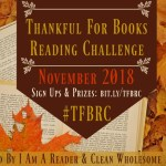 Thankful For Books Reading Challenge #TFBRC