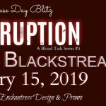 It's Release Day! Corruption (Blood Trails) by Jennifer Blackstream ~ #Excerpt