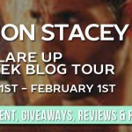 Flare Up (Boston Fire) by Shannon Stacey ~ #Giveaway #Excerpt #BookTour