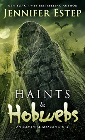 Haints and Hobwebs Book Cover