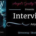 Interview: Anya J. Cosgrove (Shadow Walker) ~ #Giveaway