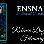 It's Release Day! Ensnared (1001 Dark Nights)(Eternal Guardians) by Elisabeth Naughton ~ #Excerpt