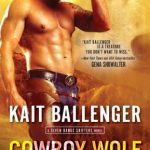 Review: Cowboy Wolf Trouble (Seven Range Shifters #1) by Kait Ballenger