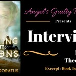 Interview: M.K. Theodoratus (Running from Demons) ~ #Excerpt