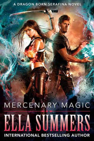 Mercenary Magic Book Cover