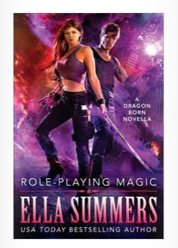 Role-Playing Magic Book Cover